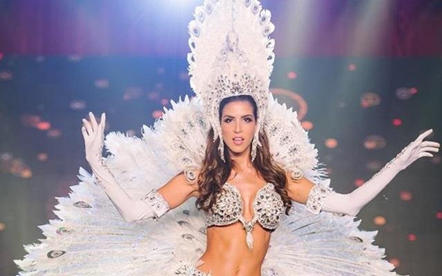 Maria Jose Lora - cái tên được nhắc đến nhiều nhất sau đêm chung kết Miss Grand International 2017