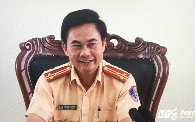 Được luân chuyển về làm Phó phòng PC64, Thượng tá Võ Đình Thường nói gì?
