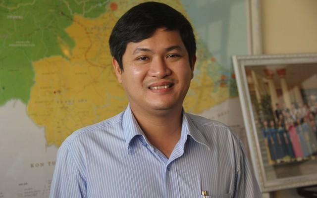 Giám đốc sở trẻ nhất nước xin nghỉ phép không ghi ngày trở lại làm việc sau kết luận của Uỷ ban Kiểm tra Trung ương
