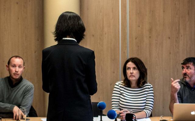 Vợ chủ tịch Interpol nói nhận được cuộc gọi đe dọa đáng sợ, Trung Quốc nói gì?