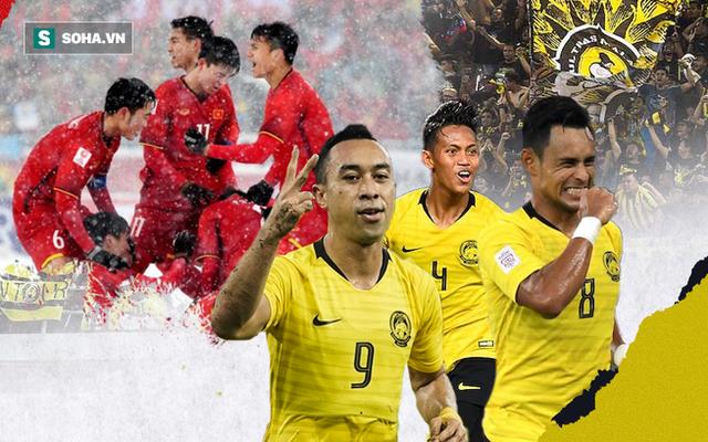 Malaysia sẽ dùng chính cảm hứng từ thầy trò HLV Park Hang-seo để cản bước Việt Nam?