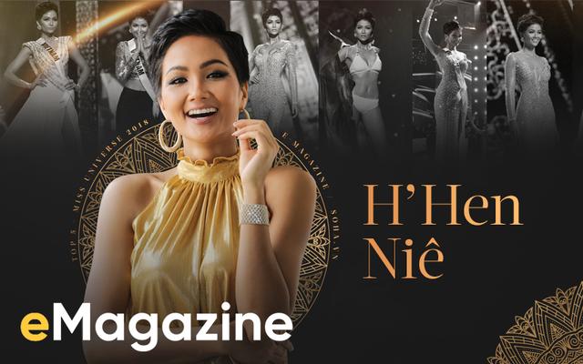 H'Hen Niê: Hoa hậu hoang dã, điên, khùng và nghèo nhất Việt Nam!