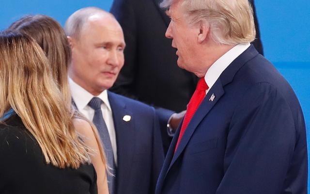 Tình cảm xuống dốc vì Ukraine, Nga đanh thép chuyện TT Putin đến Washington: Miễn bàn!