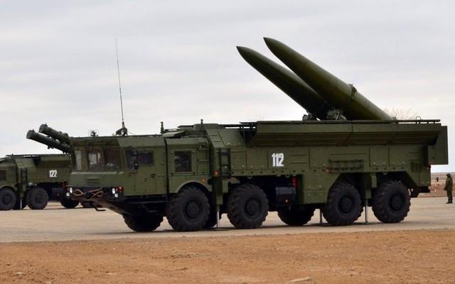 """Tình báo Ukraine: """"Một nửa châu Âu đang nằm trong vòng vây tên lửa của Nga"""""""