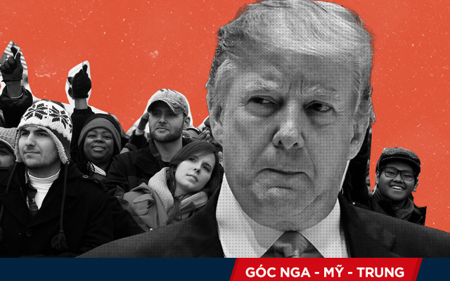 Vì sao vị thế lãnh đạo toàn cầu của nước Mỹ sụt giảm thấp nhất trong lịch sử?