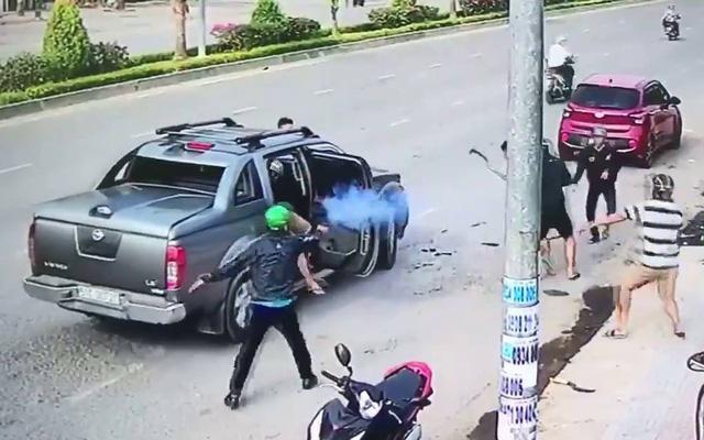 Vụ bắn nhau kinh hoàng ở Đồng Nai: Công ty bảo vệ có được dùng súng bắn đạn cao su?