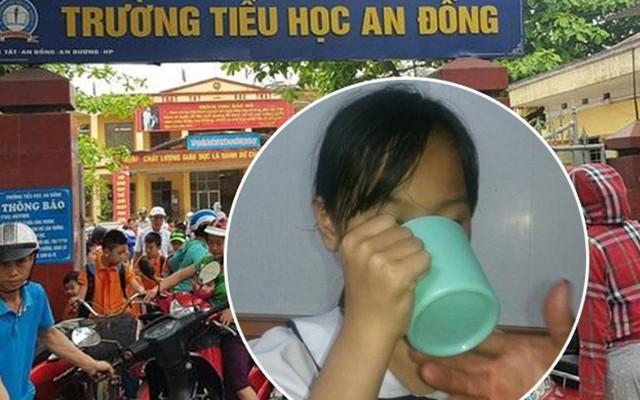 Người nhà cô giáo liên tục xin gia đình học sinh súc miệng bằng nước lau bảng tha thứ