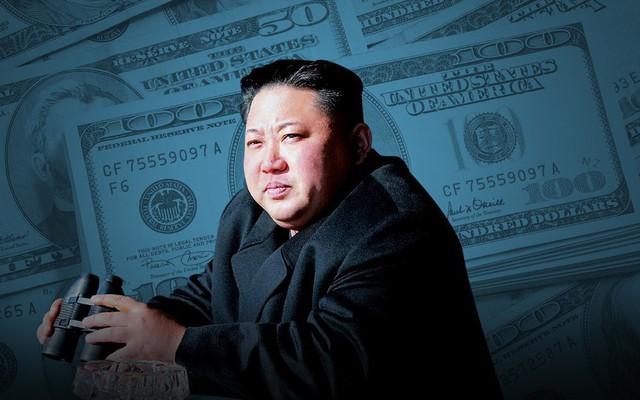 """Triều Tiên phẫn nộ khi bị Mỹ mang tiền ra """"dụ dỗ"""""""