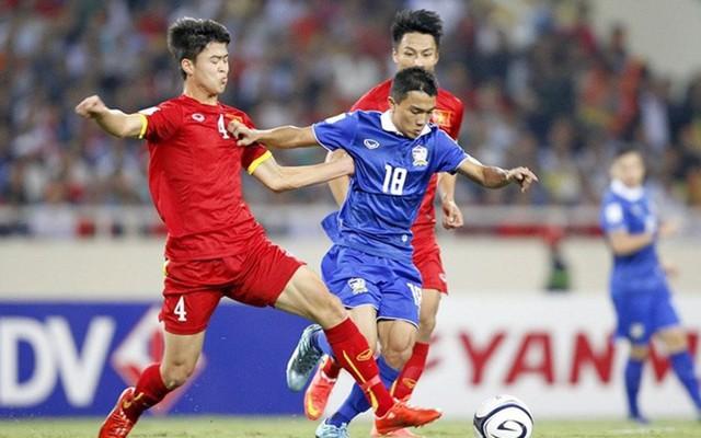 Thầy trò HLV Park Hang-seo có thể đụng Thái Lan ở vòng bảng Asian Cup 2019