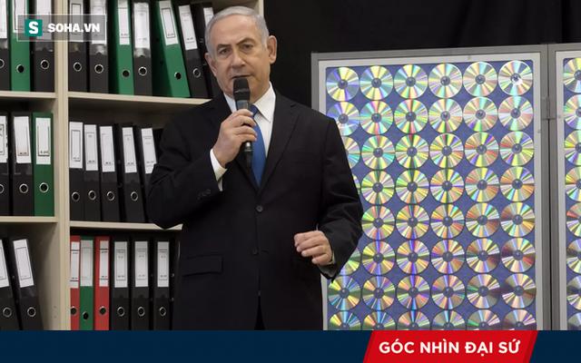 Cố đánh cắp nửa tấn tài liệu mật của Iran nhưng Israel không ngờ gậy ông đập lưng ông