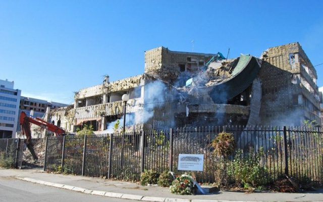 Mỹ không kích Đại sứ quán Trung Quốc ở Belgrade: Những tình tiết bí ẩn