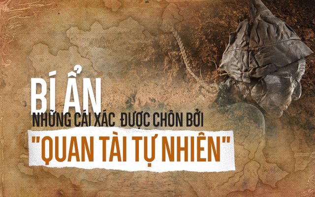 Tollund Man - Bí ẩn xác ướp 2.400 năm tuổi vẫn mỉm cười dù bị treo cổ đến chết