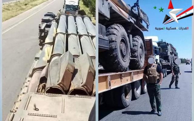 QĐ Syria triển khai 4 loại vũ khí đặc biệt, sẵn sàng cất mẻ lưới lớn ở Daraa