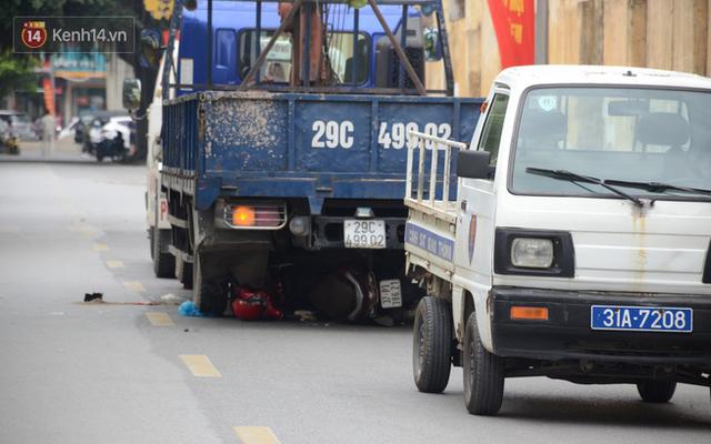 Tài xế xe tải khai nhận nghe điện thoại vào thời điểm gây tai nạn khiến 3 mẹ con thai phụ tử vong tại Hà Nội
