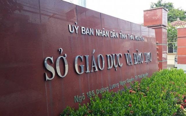 """Điểm thi môn Ngữ văn ở top cao, Sở GD&ĐT Thái Nguyên nói """"chưa phát hiện bất thường"""""""