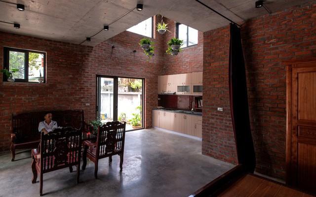 Ngôi nhà gạch xây dựng hết 350 triệu đồng của Quảng Ninh trên báo Mỹ