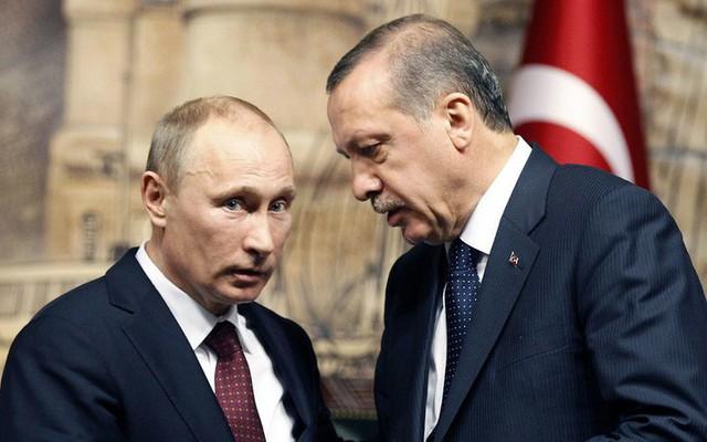 """Xung khắc lợi ích: Nga - Thổ - Iran có còn sẵn lòng """"cùng hội cùng thuyền"""" tại Syria?"""