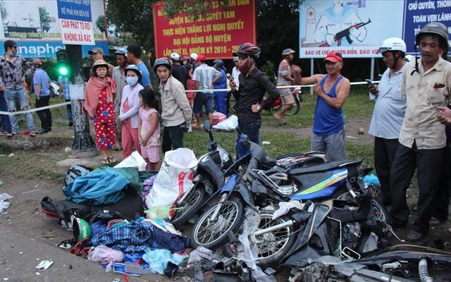 Thăm nạn nhân vụ tai nạn ở Long An: Cảnh nghèo không thể tưởng!
