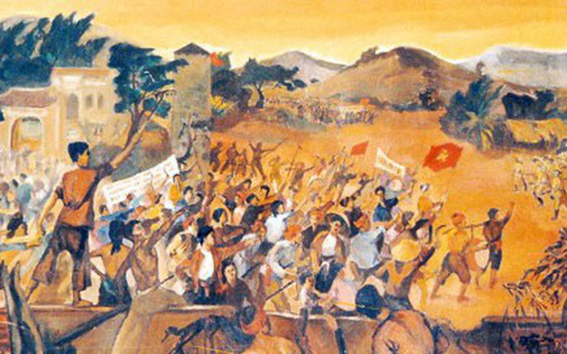 Phong trào Xô Viết Nghệ Tĩnh - Cuộc tập dượt cho cách mạng tháng 8 sau này