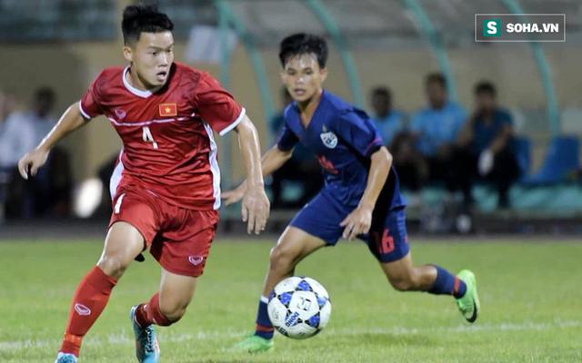 Tuyển thủ U19 Việt Nam và giấc mơ xây nhà cho bố từ tiền đi đá bóng