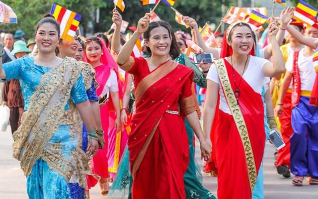 Chủ tịch TP Uông Bí nói về việc bà Phạm Thị Yến xuất hiện rạng rỡ trong lễ Phật đản chùa Ba Vàng