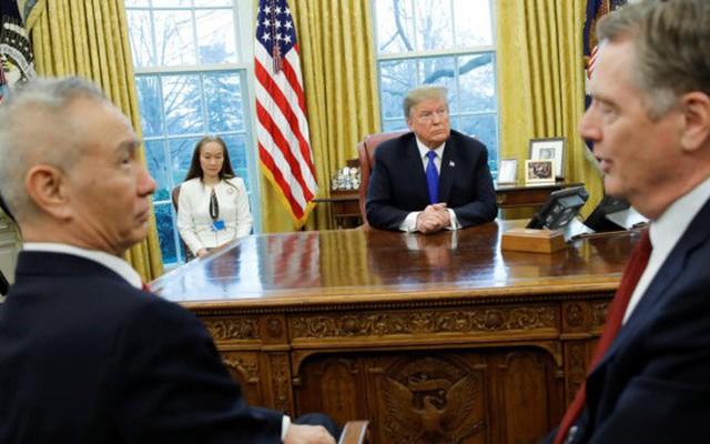 Tổng thống Trump kéo dài đàm phán thương mại với Trung Quốc sang tháng 3/2019