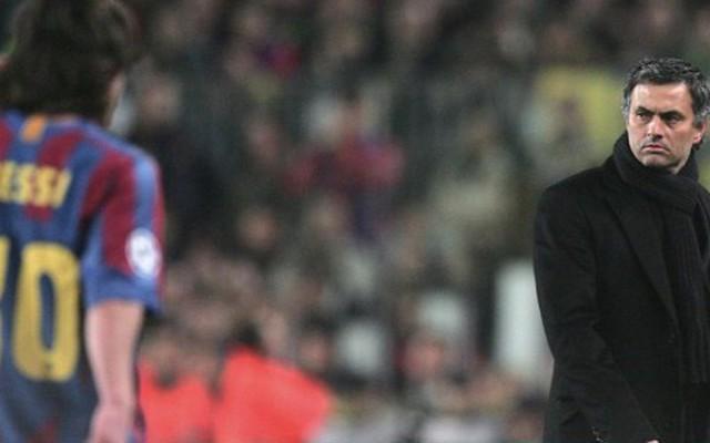 Mourinho từng chỉ đạo triệt hạ Messi như thế nào?