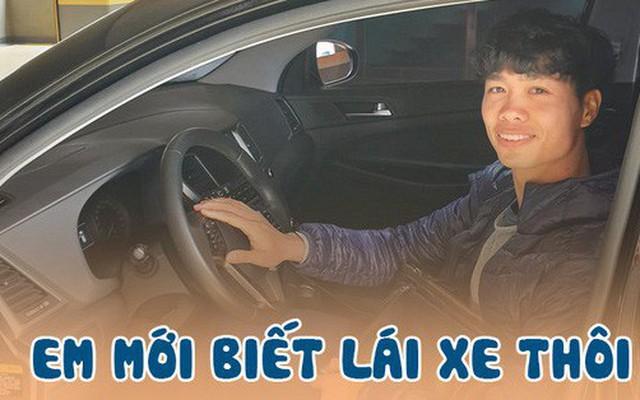 Công Phượng kể về trải nghiệm lái xe tại Hàn Quốc: Tôi phải treo biển 'mới lái xe' để... cảnh báo