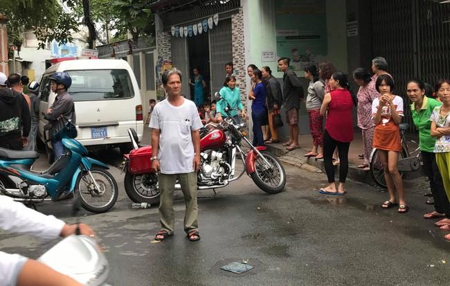 Nghi án cha 72 tuổi giết con trai rồi tự tử ở Sài Gòn 1