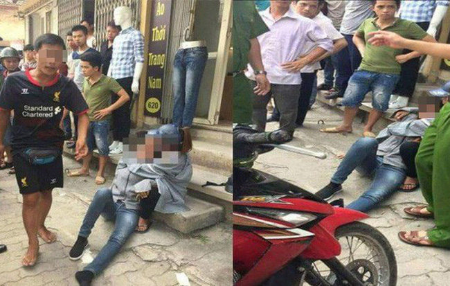 Nam thanh niên đánh bạn gái tử vong ở Hà Nội 1