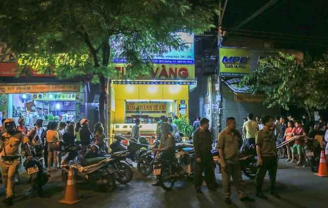 Tiệm vàng ở Sài Gòn bị trộm viếng thăm cuỗm 1.5 tỷ đồng 1