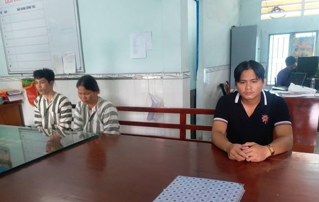 Khởi tố cặp nam nữ dùng đá tấn công công an ở Sài Gòn 1