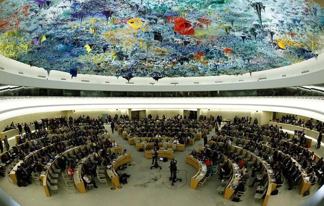 Mỹ mới rút, Nga nhanh chân nộp đơn gia nhập Hội đồng nhân quyền LHQ 1
