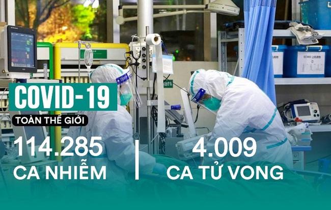 Số ca nhiễm COVID-19 tại Italy vượt 9.100 người, Thủ tướng Conte tuyên bố lệnh phong tỏa toàn quốc