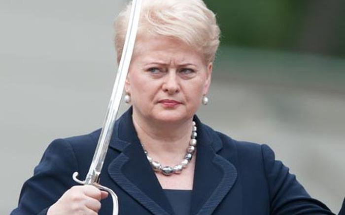 Kết quả hình ảnh cho picture of Dalia Grybauskaitė