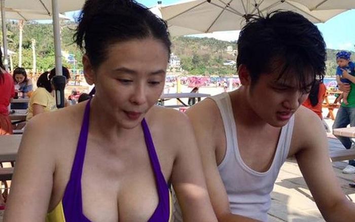 Sao Đài Loan vừa cưới tài xế Uber kém 15 tuổi nổi tiếng cỡ nào?