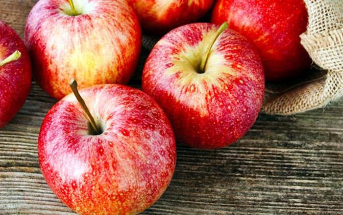 Giảm mỡ bụng bằng táo