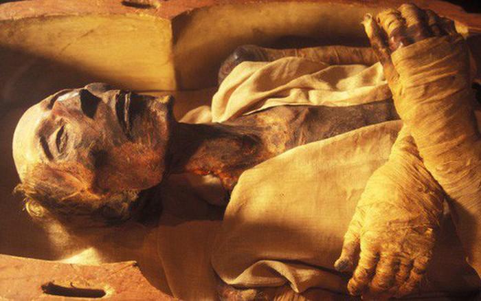 Bí mật đằng sau xác ướp AI Cập: Người xưa đã làm như thế nào