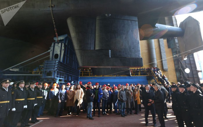 Tàu ngầm mới của Nga có gì đặc biệt mà khiến truyền thông Mỹ ngưỡng mộ?