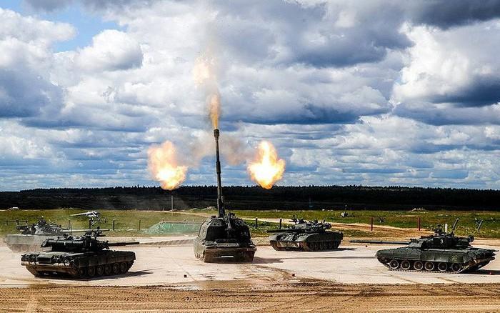 Nga bật khỏi TOP 5 nước có ngân sách quốc phòng cao nhất TG:  Chuyện gì xảy ra với Moscow?