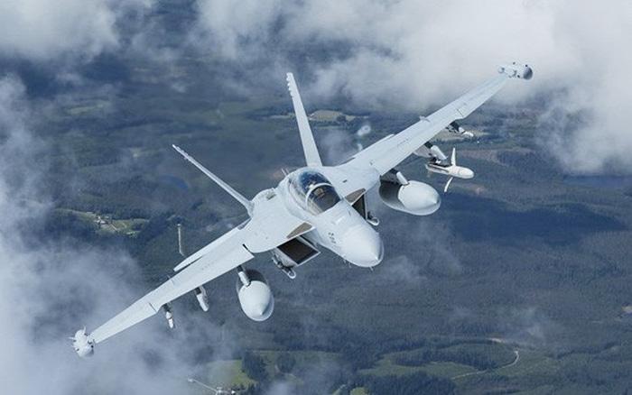 Australia sắp triển khai máy bay tác chiến điện tử EA-18G Growler