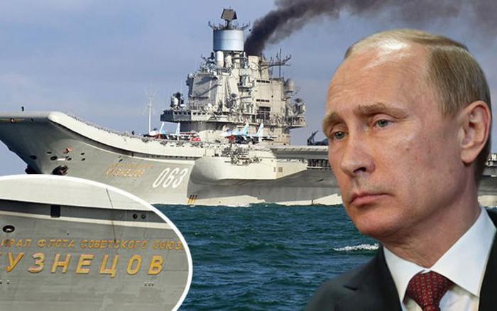 Hạm đội tàu mặt nước của Nga: Hỗn loạn, chông chênh với một loạt mặt tối bị vạch trần