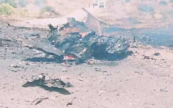 CẬP NHẬT: Điều kỳ lạ đã xảy ra ở Libya - Chiến đấu cơ Mirage F1 bị bắn hạ không biết là của ai!