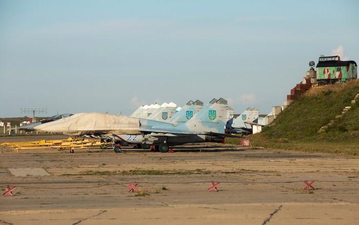Toàn bộ tiêm kích MiG-29 Ukraine bị Nga thu giữ ở Crimea bây giờ ra sao?