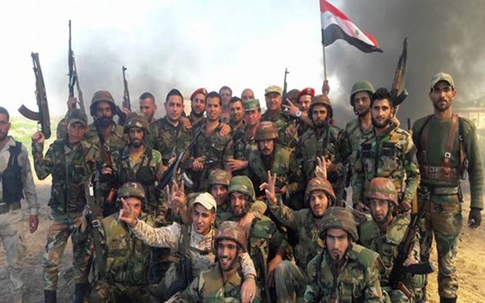 """Syria: Thắng lợi lớn ở Hama """"dọn đường"""" cho quân đội Syria mở đợt tấn công lớn vào Idlib"""