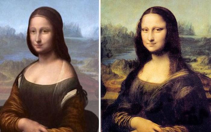 Nếu nhìn thấy Mona Lisa đầu tiên, chắc chắn bạn là người sáng tạo tuyệt vời