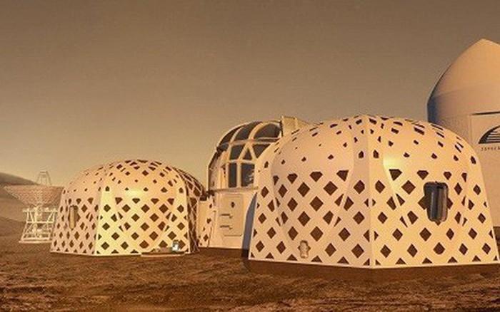 NASA công bố 3 thiết kế hàng đầu cho ngôi nhà lý tưởng trên sao Hỏa