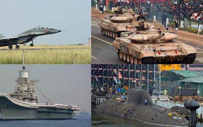 Chùm ảnh: Cận cảnh kho vũ khí Nga đồ sộ của Ấn Độ