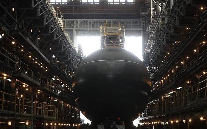 Nga xem xét chế tạo tàu ngầm hạt nhân mới mang tên lửa hành trình