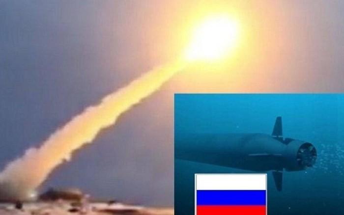 Vì sao Mỹ gọi tàu ngầm Poseidon của Nga là vũ khí của ngày tận thế?
